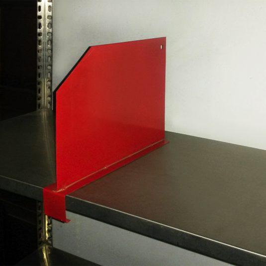 Çelik Raf Seperator